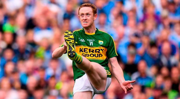 Kerry's Colm Cooper. Photo: Stephen McCarthy/Sportsfile