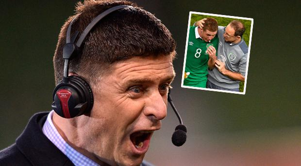 Niall Quinn has stood up for Martin O'Neill in his row with Koeman over James McCarthy