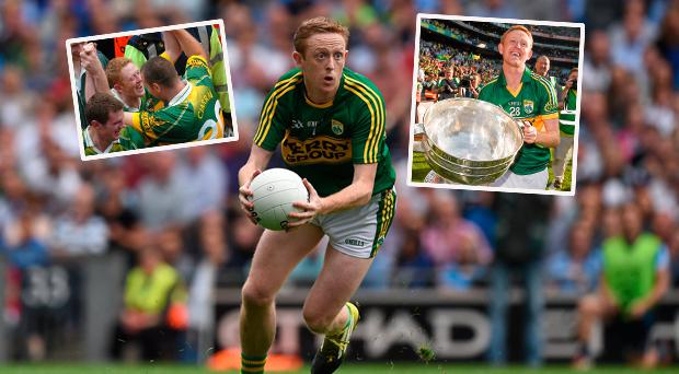 Colm Cooper has retired from inter-county football