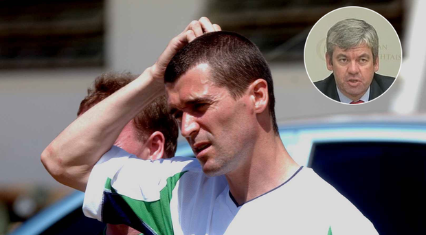 'This is the Roy Keane moment for the women's team' - PFAI representative compares women's situation to Saipan