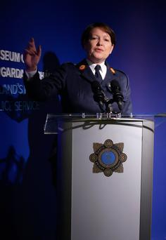 Garda Commissioner Nóirín O'Sullivan has come under renewed pressure Picture: Damien Eagers