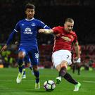 Jose Mourinho handed Luke Shaw a surprise recall to his squad for Tuesday night's game against Everton