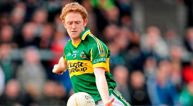 Mikey Sheehy played in more lawless times than Colm Cooper did, when the 'hard man' didn't have to worry as much about the rules or TV close-ups. Photo: Brendan Moran / Sportsfile