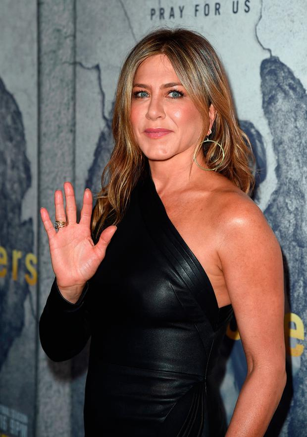 Actor Jennifer Aniston attends the premiere of HBO's