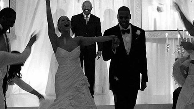 Beyonce has created a new music video to celebrate her ninth wedding anniversary with Jay Z