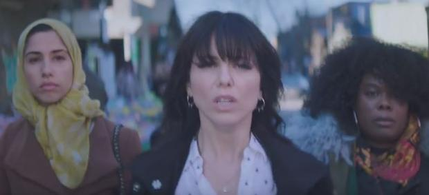 Imelda May in Should've Been You video