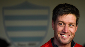 Racing 92 coach Ronan O'Gara