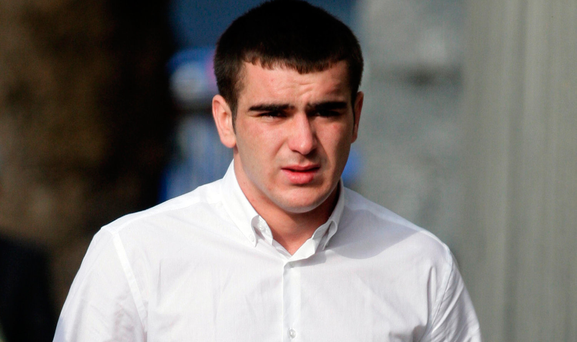 Kevin McCarthy was driving when Thomas Carroll died Pic: Courtpix