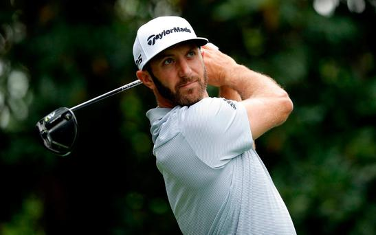 Masters under way, Johnson hopeful of recovering from injury