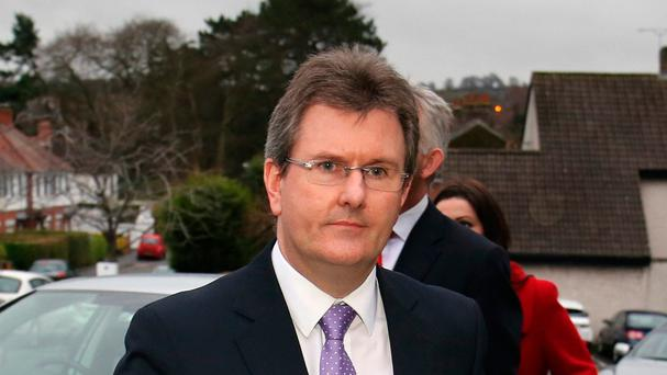 DUP MP Sir Jeffrey Donaldson