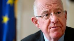 Foreign Affairs Minister Charlie Flanagan Photo: Gerry Mooney
