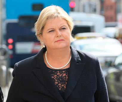 Angela Kerins claimed there was a 'vendetta' against her Picture: Collins