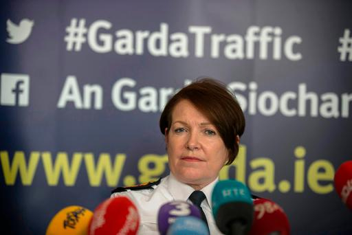 Asked to provide clarity: Garda chief Nóirín O'Sullivan Picture: Mark Condren
