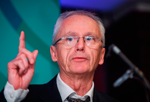 Chief Executive of Sport Ireland John Treacy during a press conference for the publication of the