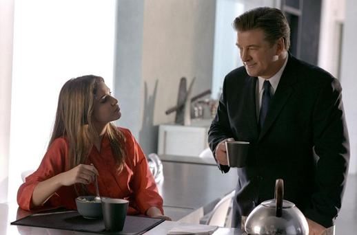 Still from Mini's First Time with Alec Baldwin and Nikki Reid