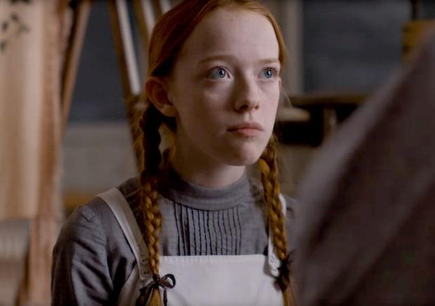 Amybeth McNulty in Anne of Green Gables from Netflix