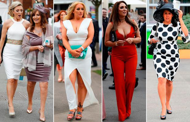 Fashion at Aintree