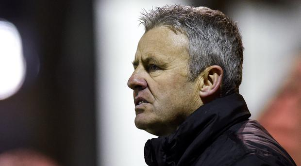 Bray Wanderers manager Harry Kenny. Photo: David Fitzgerald/Sportsfile