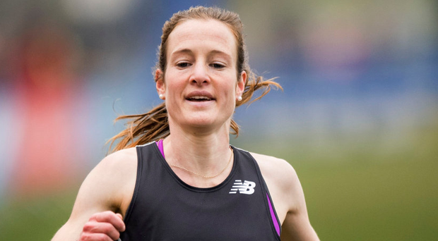 Fionnuala McCormack. Photo: AFP/Getty Images