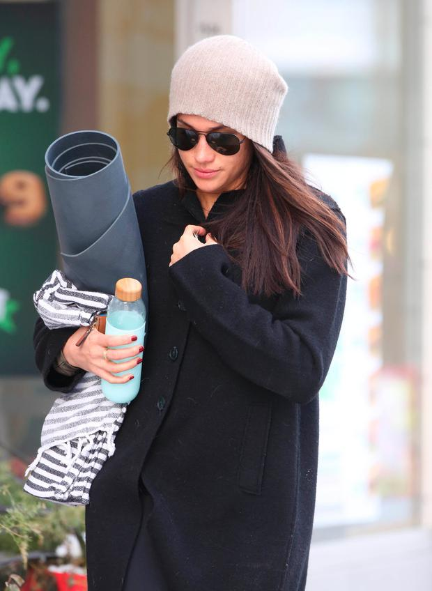 Meghan Markle in Toronto