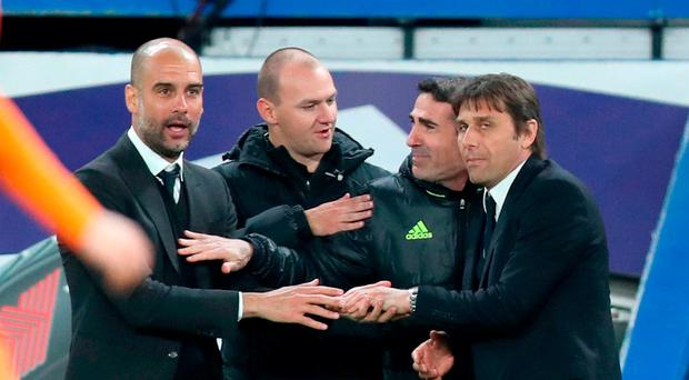 Pep Guardiola considers summer swoop for Juventus star to address key flaw