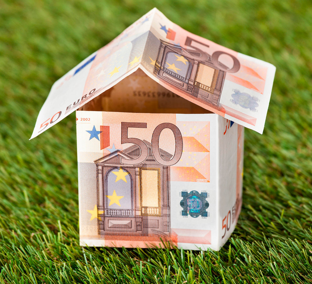 'The pillar banks of Ulster Bank, AIB and Bank of Ireland will lend up to 65pc of development costs with an interest rate of about 5pc, the balance - or mezzanine finance - can cost up to 15pc' (stock photo)