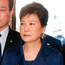 Former South Korean premier Park Geun-hye . Photographer: Lee Yong-ho/Pool via Bloomberg