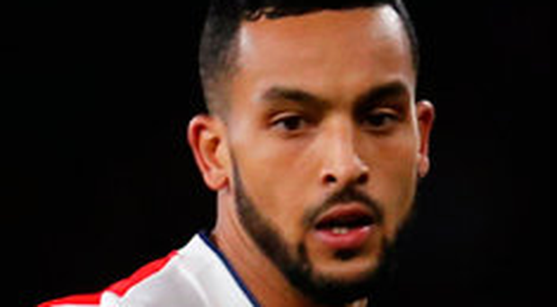 Theo Walcott 'has a huge level of focus'. Photo: Reuters