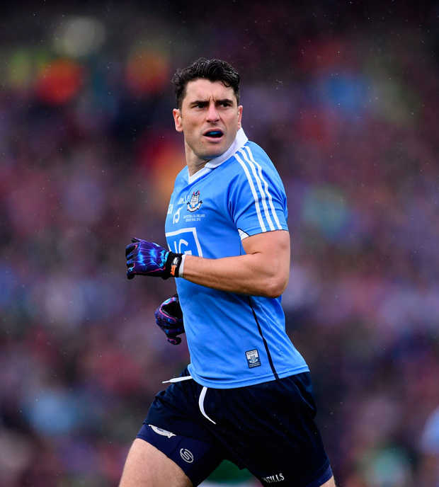 Bernard Brogan of Dublin. Photo: Sportsfile