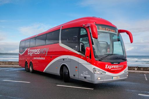 'The most recent figure for fleet size in Bus Eireann is the company's own figure of 1,170, as supplied by its press office in correspondence with this newspaper. This implies a current staffing level of 2.1 staff per bus'