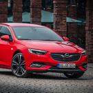 ROOMY SALOON: The new Insignia harks back to the old-fashioned idea of a proper family car