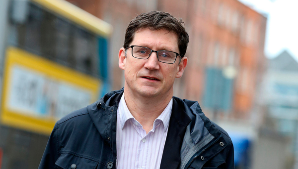 Green Party leader Eamon Ryan TD Picture: Tom Burke