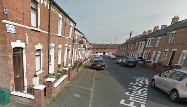 Police have arrested a woman in Belfast on suspicion of attempted murder after a hammer attack in the city.