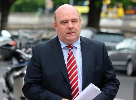 David Hall warned of a 'tsunami' of repossessions Pic: Collins Courts