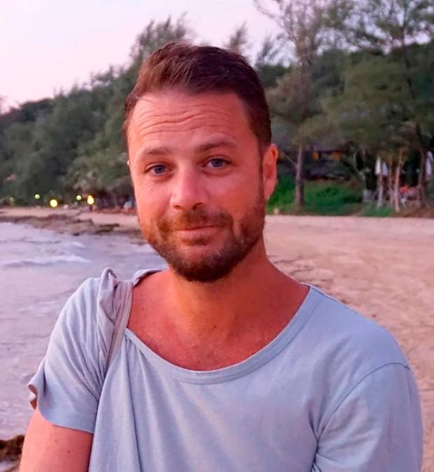 Briton Chris Bevington was one of the four people killed. Photo: AFP/Getty Images