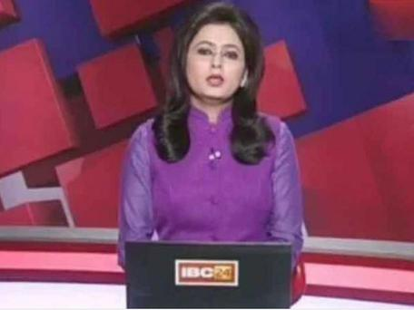 Supreet Kaur read out the news bulletin after a reporter phoned in details of a fatal accident