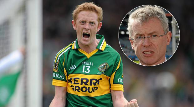 Joe Brolly has lamented the fact that players like Colm Cooper are being suffocated in the modern game