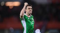 Seamus Coleman could be back in action later this year