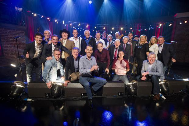 The Late Late Show Country Special 2015