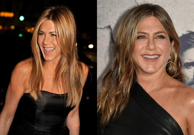 14241abad867d Picture proof that Jennifer Aniston hasn t aged a day since 2007 ...