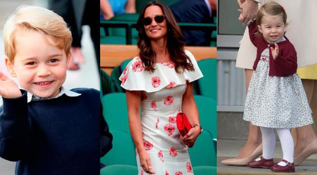 Pippa Middleton marries at almost-royal event