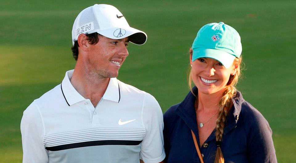 Rory McIlroy is to tie the knot with American Erica Stoll on Saturday, April 22, in Ashford Castle in Cong, Co Mayo. Photo: REUTERS