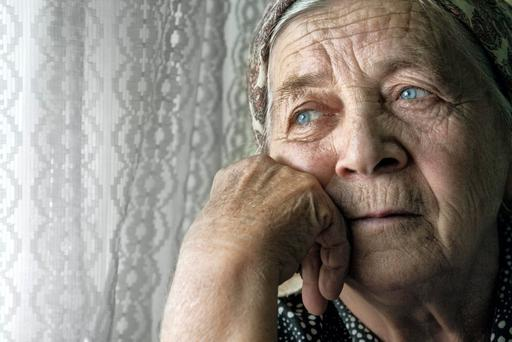 There is a waiting list of around 2,342 for a home care package. Stock Image