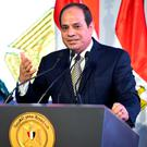 Egyptian President Abdel Fattah al-Sisi. Photo: Reuters