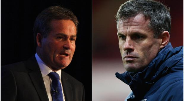 Richard Keys launches attack on Jamie Carragher over Arsenal comments