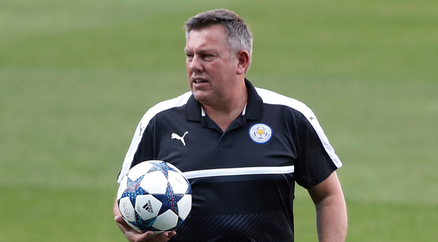 Craig Shakespeare. Photo: Carl Recine/Reuters