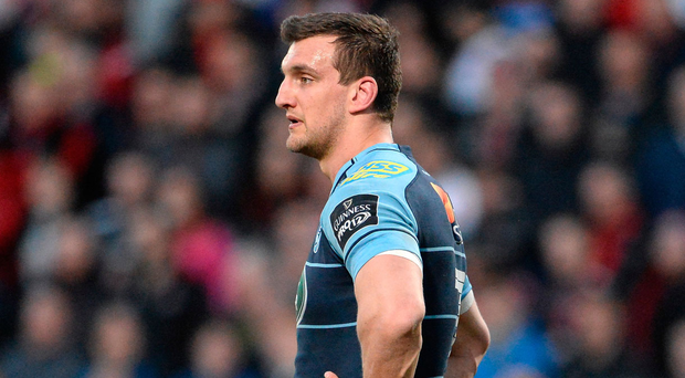 Sam Warburton. Photo: Oliver McVeigh/Sportsfile