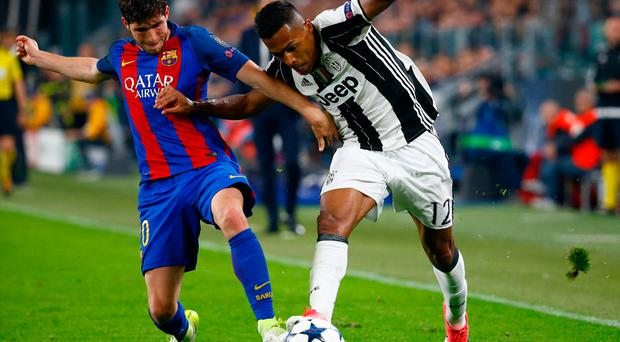 Juventus confirm 'substantial' offer for Chelsea target Alex Sandro