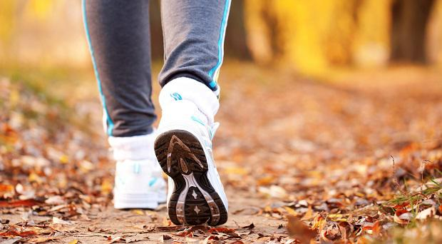 New research shows the average person in this country gets just 48 minutes of exercise per week. Stock photo