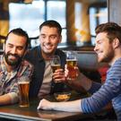 Publicans say closing pubs on Good Friday costs them €30m to €40m a year. Stock image. Photo posed
